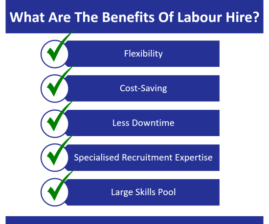 benefits of labour hire
