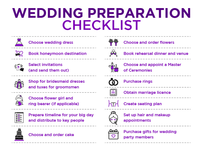 Wedding-Preparation-Checklist