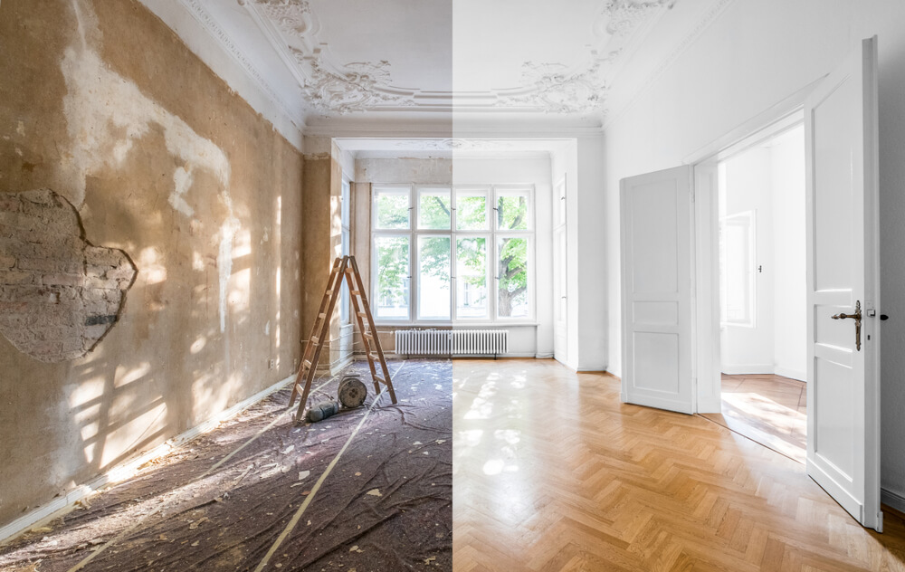 guide to renovating on a shoestring budget